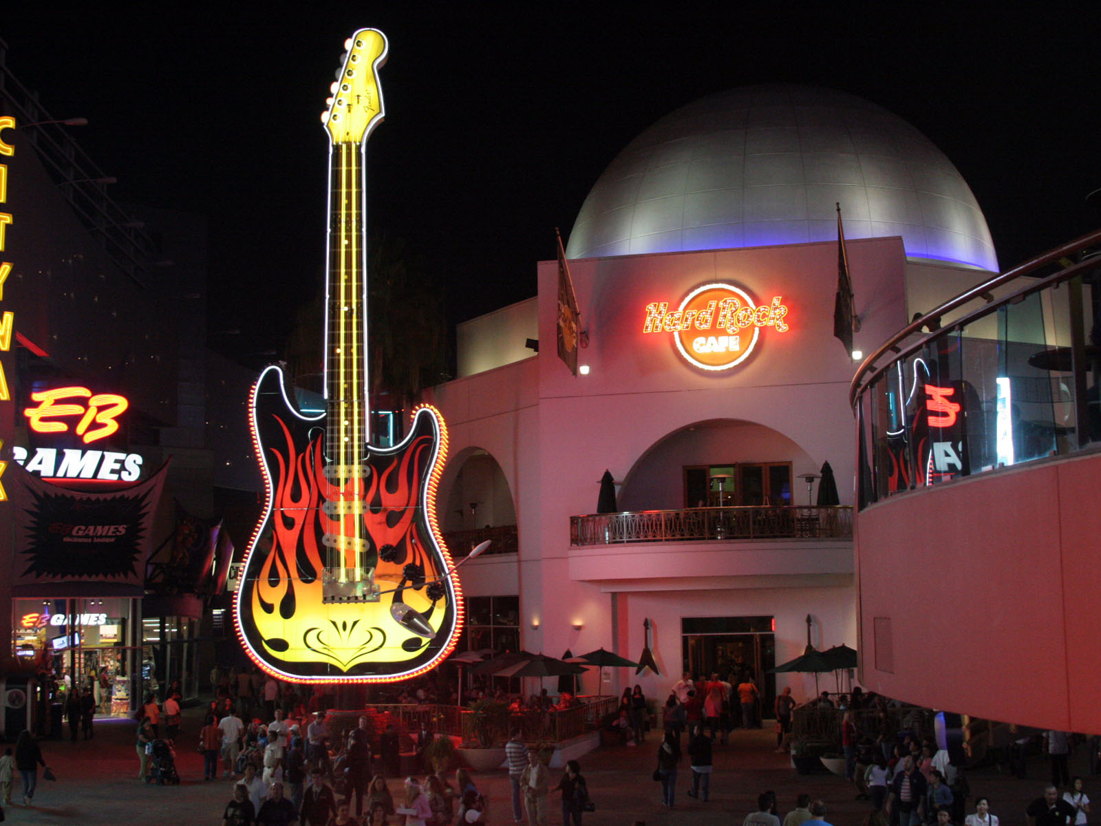 Hard Rock Cafe Wallpaper Free HD Backgrounds