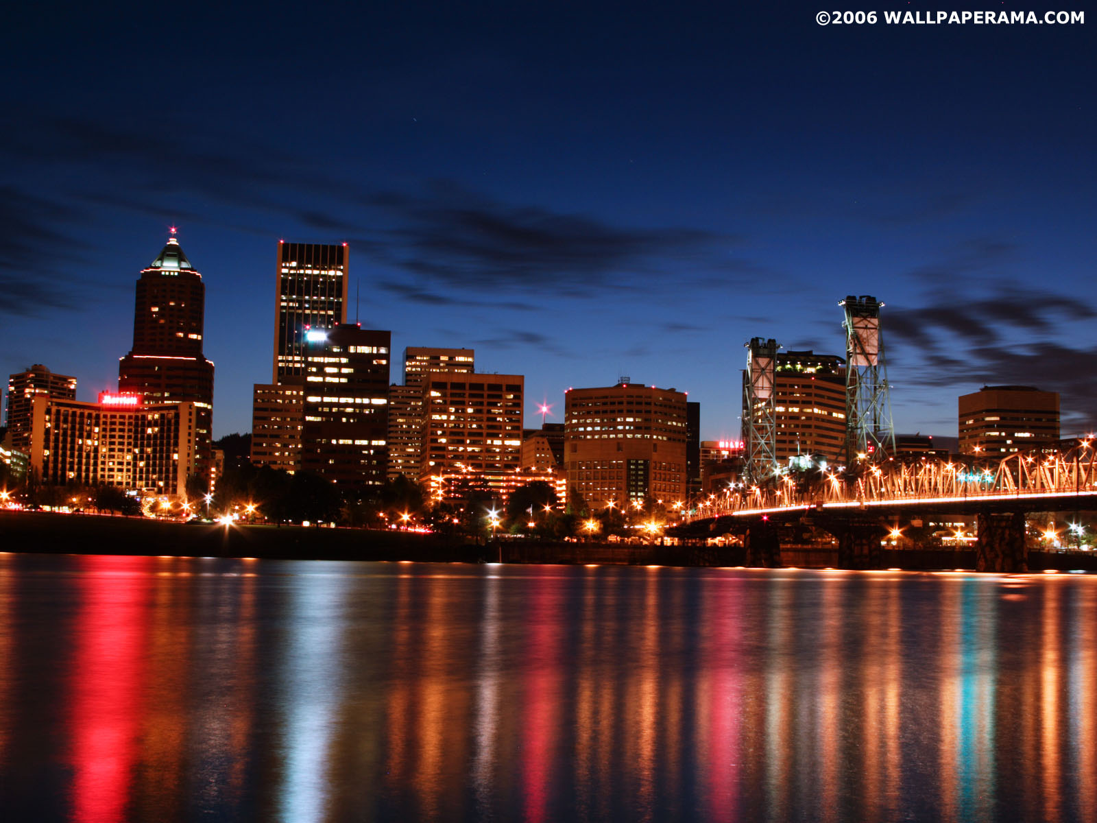 Portland Wallpaper Free HD Backgrounds Images Pictures