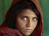 Afghan Girl Wallpaper