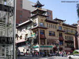 China Town Wallpaper
