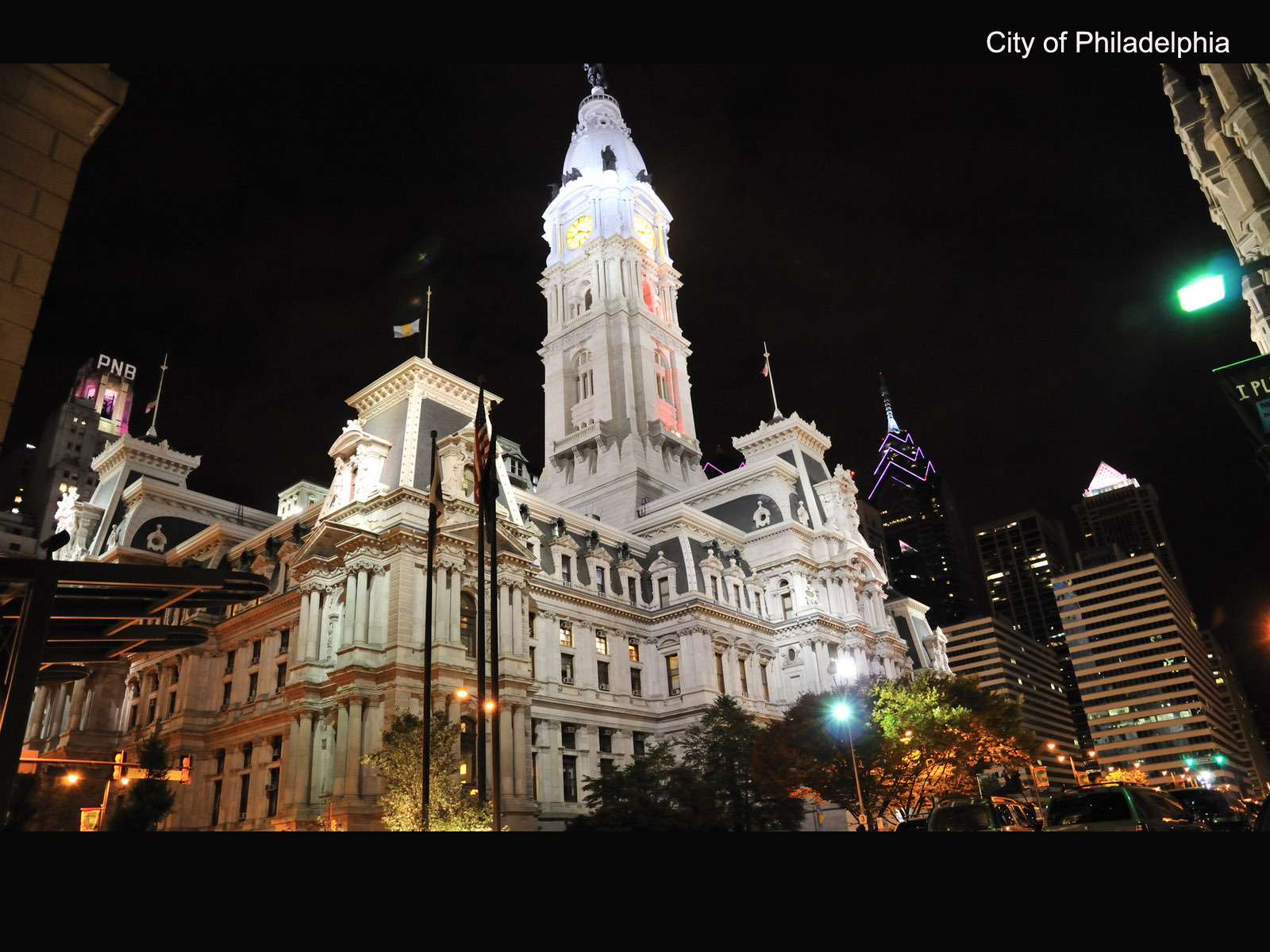 City Of Philadelphia Wallpaper