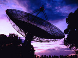 Radio Telescope Satellite Wallpaper
