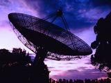Radio Telescope Satellite Wallpaper