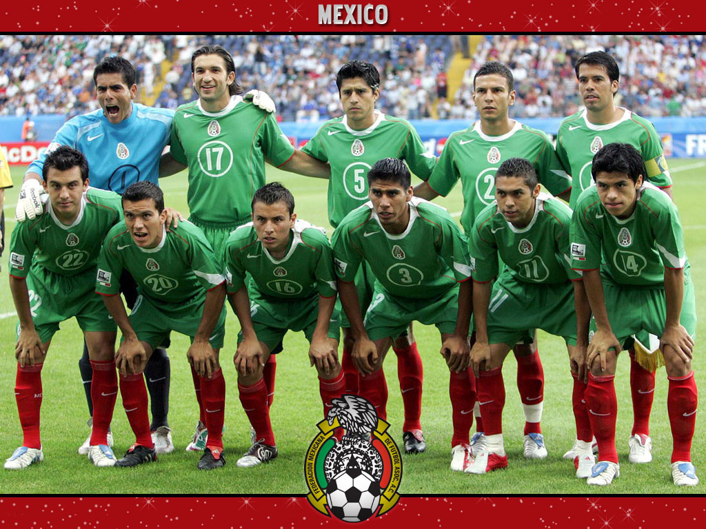 Copa Mundial Mexico Wallpaper Free HD Backgrounds Images