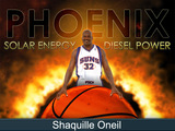 Shaquille Oneil Wallpaper