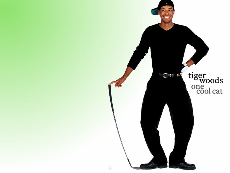tiger-woods Wallpaper