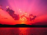 Spectacular Sunset Wallpaper